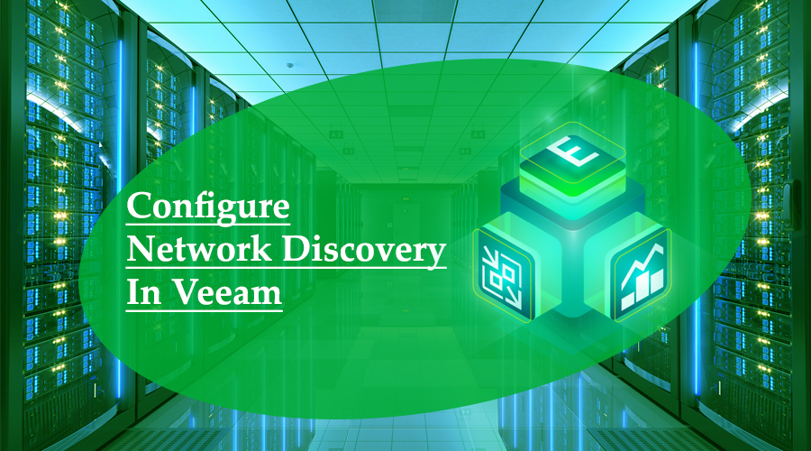 Network Discovery in veeam