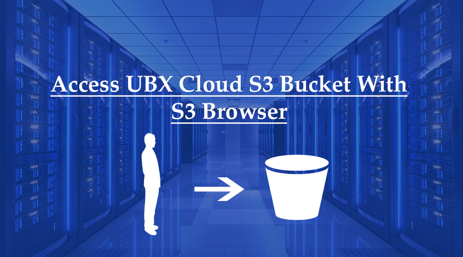 S3 bucket with S3 browser